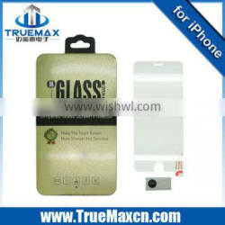 High quality Slim Film For iPhone 6 Glass Protectors