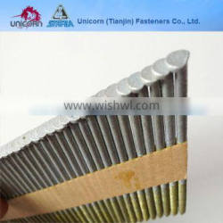 34 degree mechanical plating paper collated framing nails