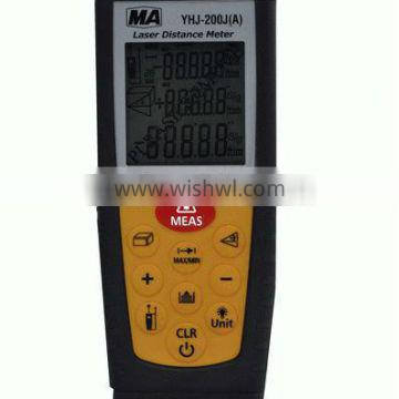 laser distance meter prices YHJ200J(A)