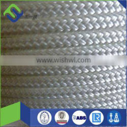 Florescence polyester mooring rope manufacturers