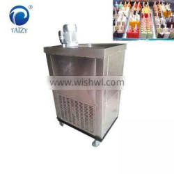 Most Popular Spaghetti Ice Cream Ice Lolly Making Machine