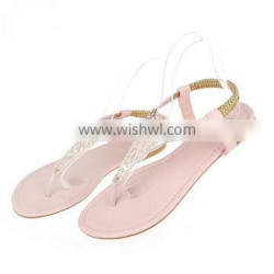 2016 Europe and the United States new style ladies sandals