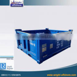 Hot Sale 10ft offshore half height container