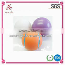High Quality Crossfit Hard Massage Rubber Lacrosse Ball wholesle