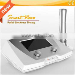 2015 new Muscle regeneration support/ acoustic wave therapy machine/shock wave therapy