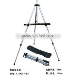 Easel Tripod Stand with Telescopic Legs