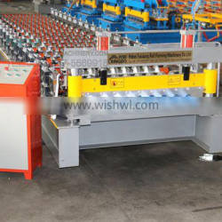 Corrugated Steel Wave Sheet Roll Forming Machine