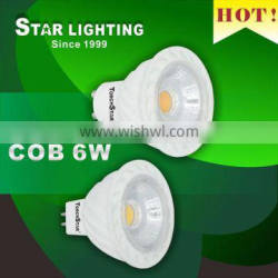 20000h lifetime indoor GU10 LED spot lamp