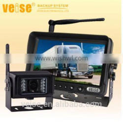 7 inch wireless SUV backup camera system