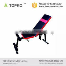 Wholesale High Quality Adjustable Slant Board Gym Weight Bench Sit up Bench