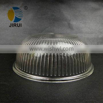 Round Clear Glass Lampshade