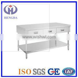 Personal use workbench stainless steel products