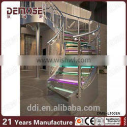 crystal staircase led outdoor stairs lighting stairs led
