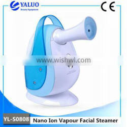 YL-S0808 Nano ION Facial Steamer with advanced technology