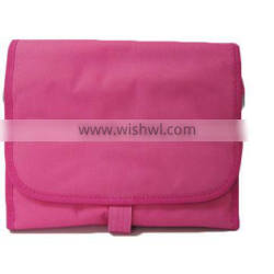 high quality product pink travel toiletry kit lady toiletry bag