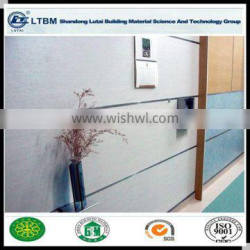 Calcium silicate board for partition wall calding with low price and good quality