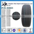 China manufacturer 14 inch semi steel PCR tyre 225/55R17,235/55R17