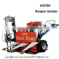 Hot selling tractor mounted reaper binder with good quality