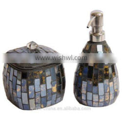 mosaic bath accessory/bath accessory set