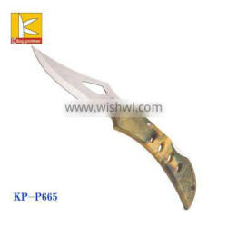 Hot new products small pocket knife , pp handle pocket knife , best pocket knives
