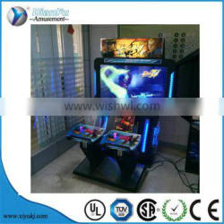55 inch 3D monitor arcade coin operated Street fighter 4 arcade video game machine street fighter 4 cheap for sale