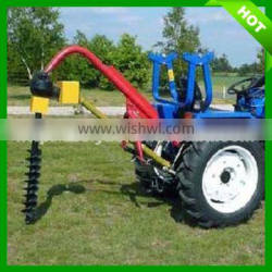 3 Point PTO tractor auger for earth drilling