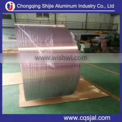 Adhesive coated aluminium strip for vehicle weather strips (for TPE ,PVC ,EPDM)