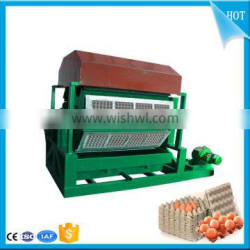 Waste paper pulp processing machine for egg tray |fruit tray|bottle tray