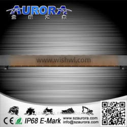 Aurora 30'' amber color LED work led light bar atv 4x4