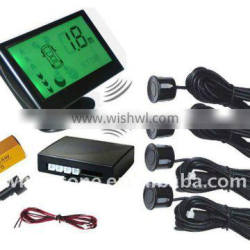 Wireless LCD Display Parking Sensor WRD058C4