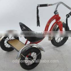 children pedal tricycle for passenger F80C