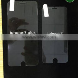 for iPhone 7/7 plus screen protector, screen guard 0.3mm tempered glass retail packaging