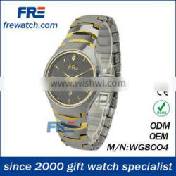 wholesale fashionable stainless steel watch for man and women