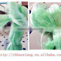 Double Knot Type Double Selvage purely Nylon fishing nets