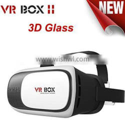 2016 New Design 3d Vr Glasses Virtual Reality Headset 3d Vr Box For Sale provide dropshipping