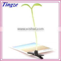 Fashion Unisex Bean Sprouts Flower Fruits Plants Grass Hairpins Funny Antenna Hairpins/Hair Clips TD50B