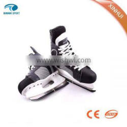 2015 HOT SALE High quality ice skating shoes for ice rink