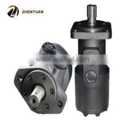 Cycloid hydraulic motor oil motor at low speed and large torque to walk BMR-50 6380