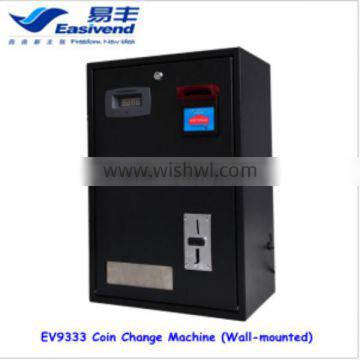 Hot Sale Wall-mounted Coin/Token Change Machine