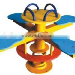 Funny four kids merry go round for sale