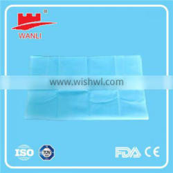 Hospital use emergency stretcher non woven disposable sheets