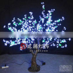 2014 artificial tree led lights home and hotel decoration