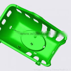 Silicone Injection Molding With High-speed CNC Machine OEM Customization For Plastic Parts