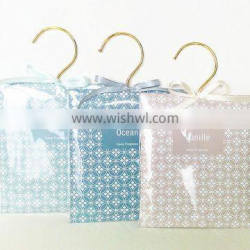 35g classic design scented sachet with lily fragrance