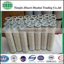 high performance and high press Dust removal filter