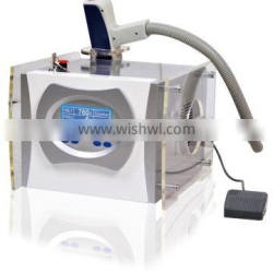 1 HZ Treatment And.removal Tattoo Professional Telangiectasis Treatment Q-switch ND YAG Laser