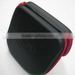 GC---Produce 2.1USD model of fabric make up cosmetic cover eva case