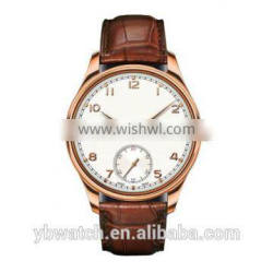 man brand hot date Back glass High-quality Fashion New style men watch
