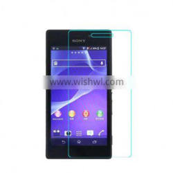 Premium Tempered Glass Screen Film Protector For Sony Xperia M2