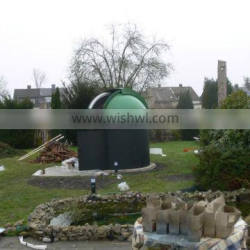 Observatory dome 2.2m - manual version - worldwide door delivery - Uniwersal Instruments